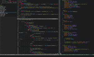Vimでサーバー上のファイルを編集